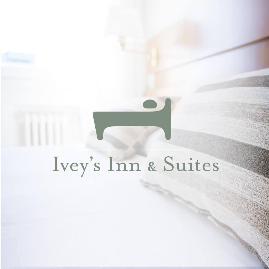 Ivey's Inn & Suites logo